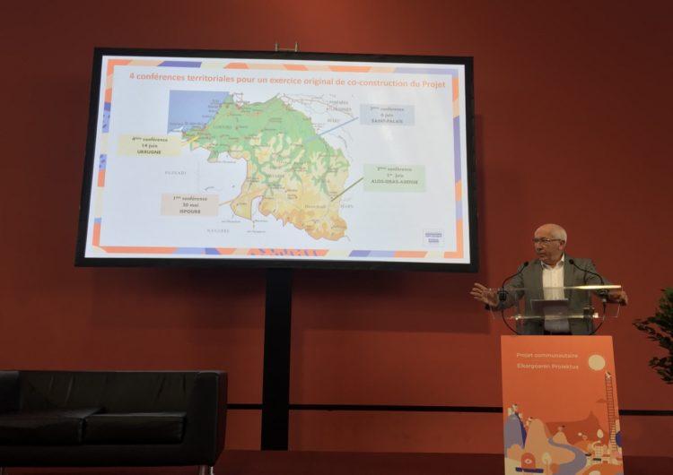 Le CDPB sur les routes du Pays Basque avec la Communauté d'agglomération