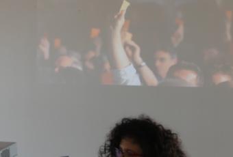 Caroline Phillips renouvelée à la présidence du Conseil de développement du Pays Basque
