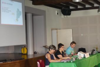 Le nouveau Conseil de développement du Pays Basque réuni à Itxassou !