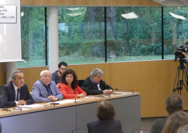 Une installation officielle du CDPB comme Conseil de Développement de l'Agglomération Pays Basque