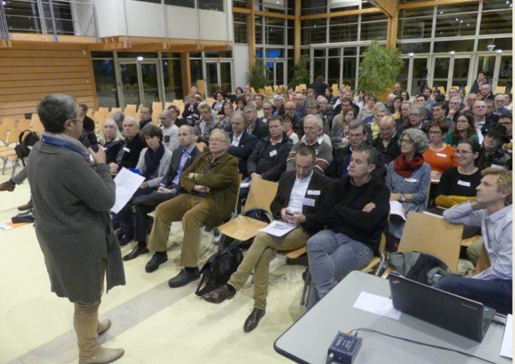 ASSEMBLE PLENIERE : LANCEMENT DES TRAVAUX DU CDPB AVEC L'AGGLOMERATION