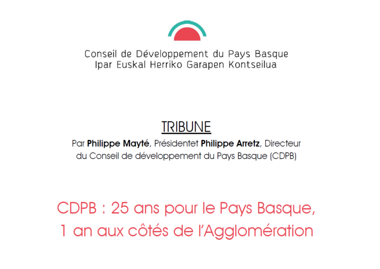 Tribune ouverte, par Philippe Mayté et Philippe Arretz
