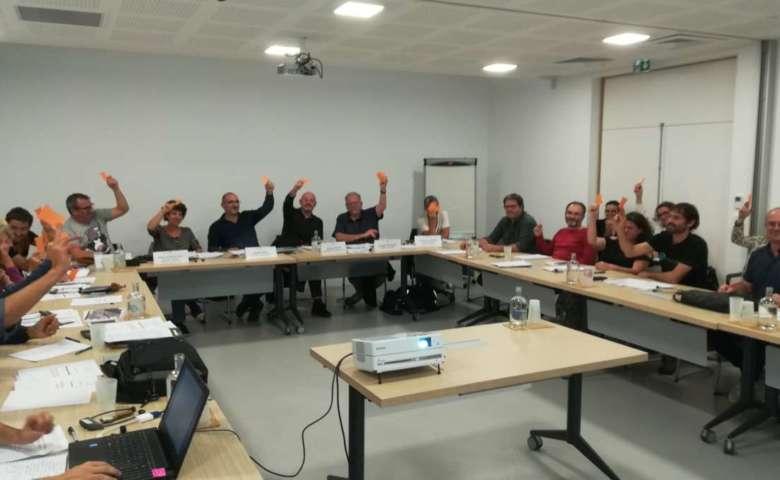 10/10 – 4 contributions adoptées au Conseil de direction !