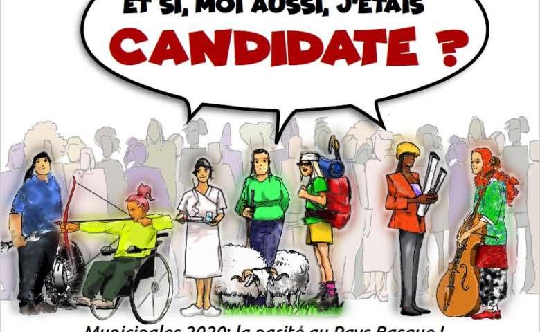 14/11 – Femmes: engagez-vous dans la vie politique!