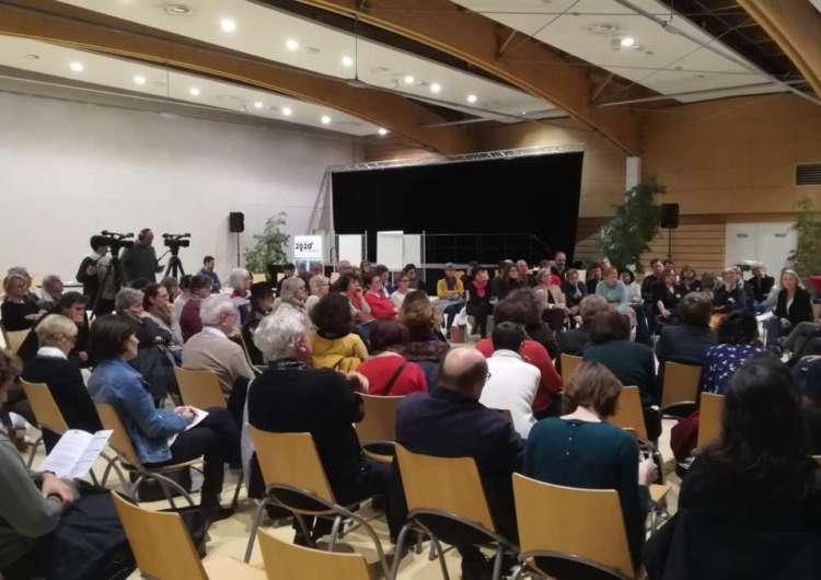 Forum du 16 janvier: un Manifeste pour la Parité!