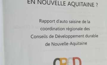 Rural-Urbain: les Codev de Nouvelle-Aquitaine publient leur rapport
