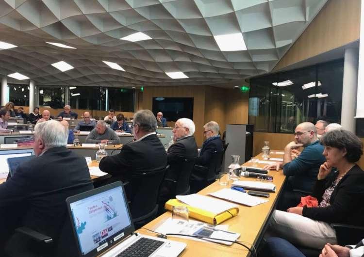 Bilan 2019 devant le Conseil permanent de la CAPB