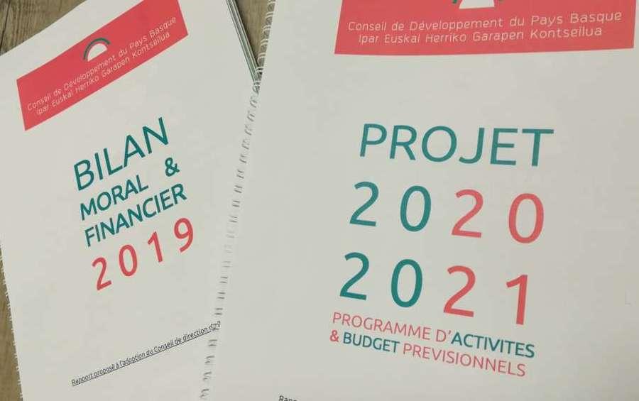 2020 de débats et de projets au CDPB!