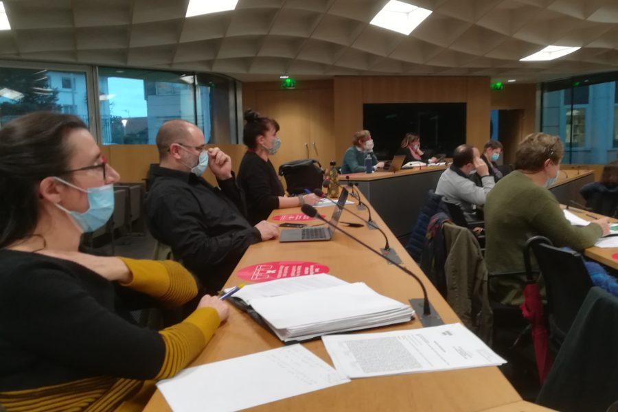 Une Commission extra-communautaire à l'Egalité