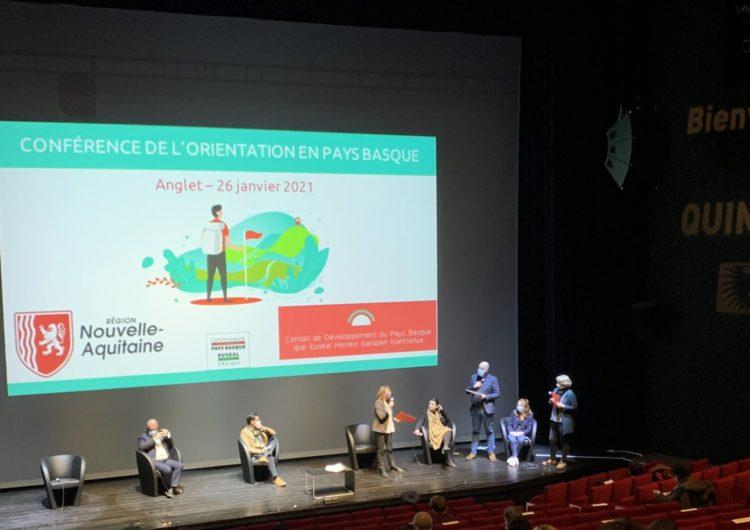 180 ACTEURS REUNIS POUR L'ORIENTATION DES JEUNES!